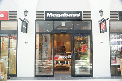 Megabass Outlet木更津